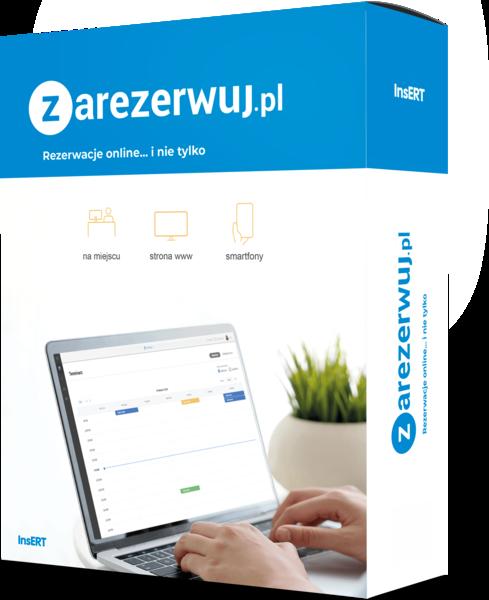 INSERT ZAREZERWUJ.pl